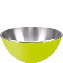 Misa kuchenna stalowa ZAK Designs 25cm zielona 0204-8255