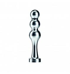 Aluminiowe dildo mystim - bold boris