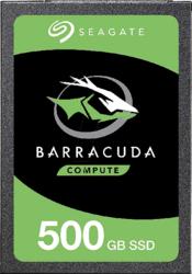 DYSK SSD SEAGATE BarraCuda 500GB SATAIII - Szybka dostawa lub możliwość odbioru w 39 miastach