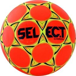 Piłka nożna select chiron 4 orangeyellow