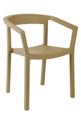 Krzesło peach - beżowy