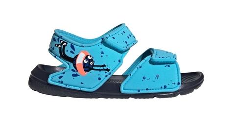Adidas altaswim c eg2178 31 błękitny