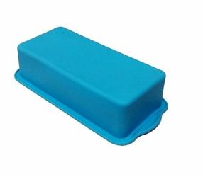 Silikonowa forma do pieczenia ciasta - Niebieska