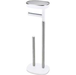 Stojak na papier toaletowy z półką na telefon EasyStore Joseph Joseph 70518