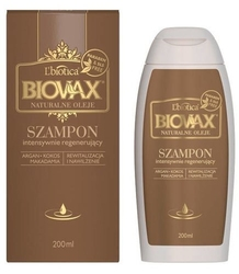 Biovax szampon argan makadamia kokos 200ml