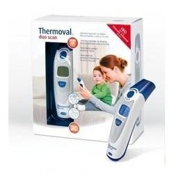 Thermoval duo scan hartmann termometr elektroniczny x 1 sztuka