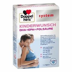 Doppelherz Kinderwunsch system Kapseln