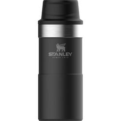 Kubek termiczny z przyciskiem One Push Stanley Trigger Classic czarny 0,35L 10-06440-015