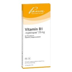 Vitamin b1 injektopas 25 mg roztwór do zastrzyków