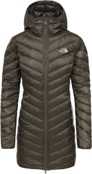 Kurtka damska the north face trevail parka t93brk21l