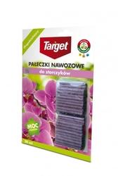 Pałeczki nawozowe do storczyków – 20 szt. target