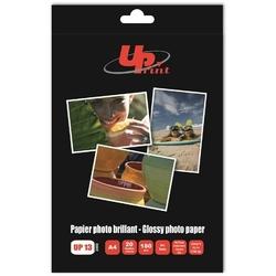 UPrint Mate photopaper, foto papier, matowy, biały, A4, 180 gm2, 20 szt., atrament