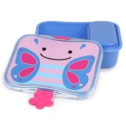 Pudełko śniadaniowe - motyl
