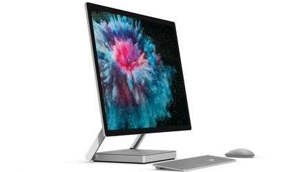 Microsoft Surface Studio 2 i7-7820HQ32GB2TBGTX1070 8GB28 Commercial LAN-00018