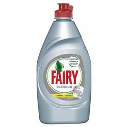 Fairy Platinum Lemon  Lime, płyn do naczyń, 430ml