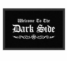 quot;Welcome to the Dark Sidequot;  - wycieraczka