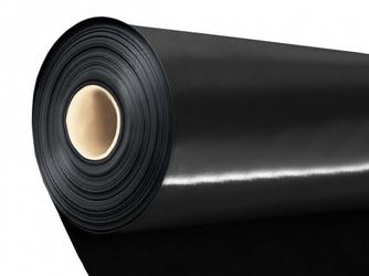 Folia czarna izolacyjna ldpe 300 - 6 x 33 m