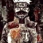 Legends of bedlam - kakashi, naruto - plakat wymiar do wyboru: 20x30 cm