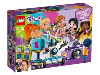 Klocki lego friends 41346 pudełko przyjaźni