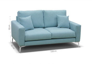 Sofa dwuosobowa palermo