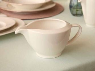 Sosjerka porcelana mariapaula nova ecru 350 ml