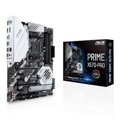 Asus Płyta główna Prime X570-Pro AM4 4DDR4 HDMIDP ATX