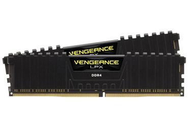 Corsair DDR4 Vengeance LPX 8GB2400 24GB BLACK CL14-16-16-31
