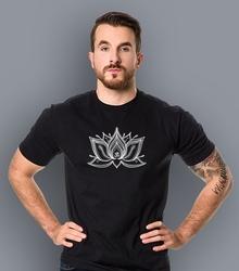 Lotos pulpet t-shirt męski czarny s