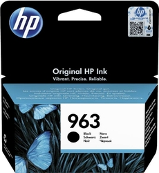 HP Inc. Tusz 963 3JA26AE czarny