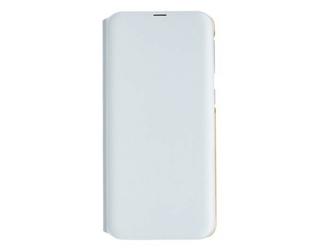 Samsung Etui Wallet Cover do Galaxy A40 białe