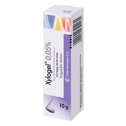 Xylogel 0,05 żel do nosa 10g