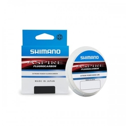 Żyłka shimano aspire fluorocarbon 0,12mm 50m 1,50kg