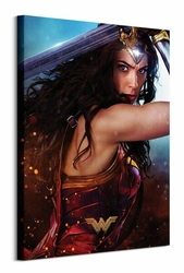 Wonder Woman Wonder - obraz na płótnie