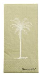 Serwetki Palm zielone