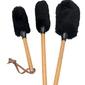Flexipads wheel woolie wands - zestaw 3 delikatnych szczotek do czyszczenia felg