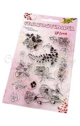 Stemple silikonowe - flora - FLORA