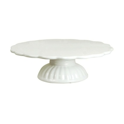 Patera ceramiczna mynte biała ib laursen