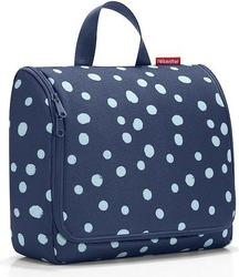 Kosmetyczka toiletbag xl navy spots