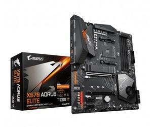 Gigabyte Płyta główna X570 Aorus Elite AM4 4DDR4 HDMIUSB 3.1