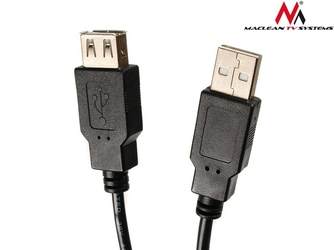 Maclean Kabel USB 2.0 gniazdo-wtyk 5m MCTV-745