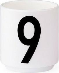 Filiżanki do espresso aj cyfra 9