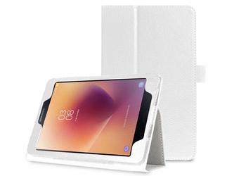 Etui stojak do Samsung Galaxy Tab A 8.0 T380 T385 białe - Biały