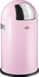 Kosz na śmieci PushBoy Junior 22l różowy