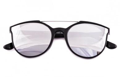 Damskie okulary przeciwsłoneczne lustrzanki hm-1624