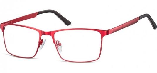 Oprawy okularowe zerówki metalowe sunoptic 997g
