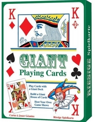 Karty do gry xxl format a4