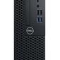 Dell Desktop Optiplex 3060SFF Win10P  i5-8500  4GB  500GB  Intel UHD 630  DVD RW  KB216  MS116  3Y NBD