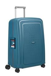 Walizka samsonite scure 69 cm niebieska paski - petrol blue stripes    blue