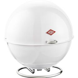 Pojemnik okrągły na pieczywo biały Superball Wesco 223101-01
