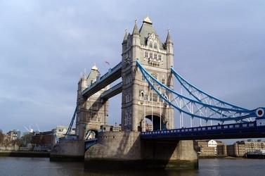Fototapeta na ścianę tower bridge zwyczajnie fp 2266